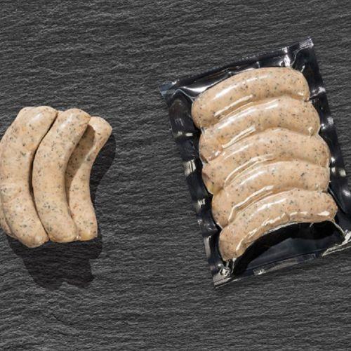 Aktivstall Schwein Bratwurst Kalieber